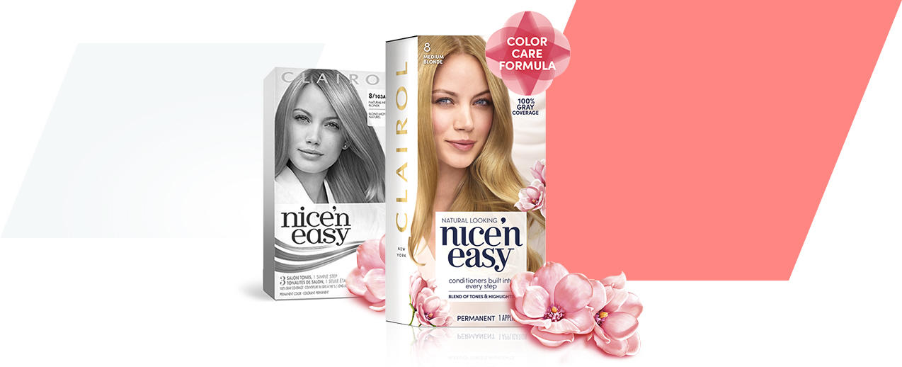 Clairol Nicen Easy Page