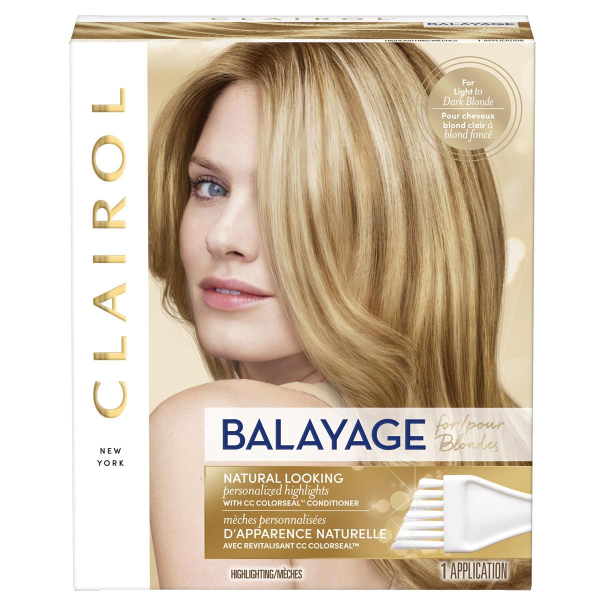 balayage pour blondes | clairol