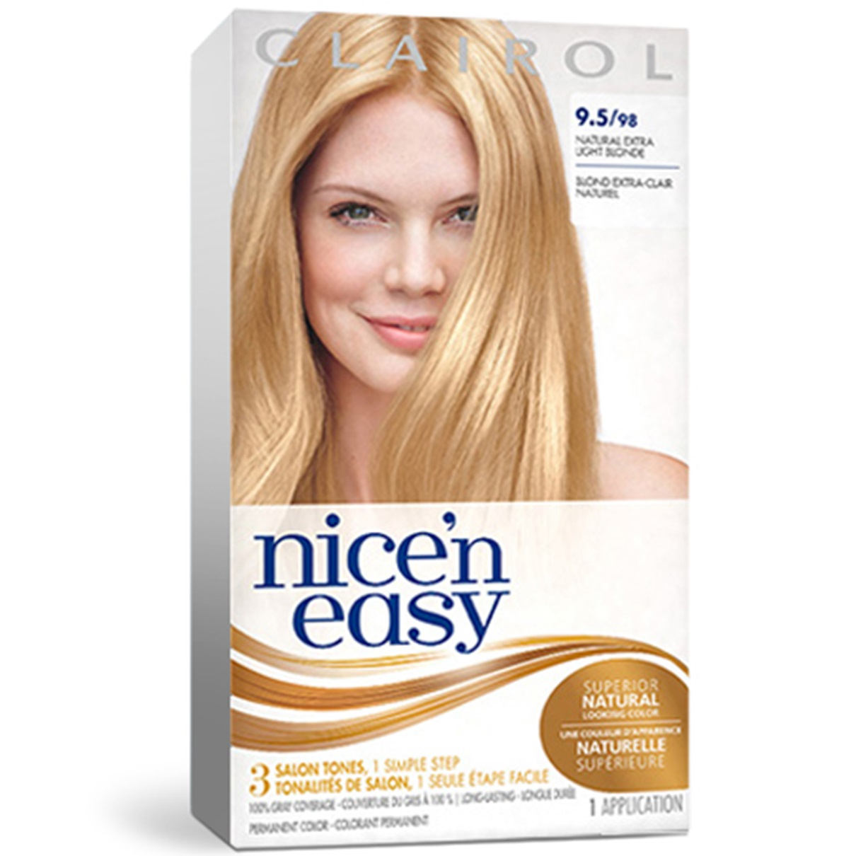 Nice N Easy Blonde Hair Colours Clairol Colour Experts