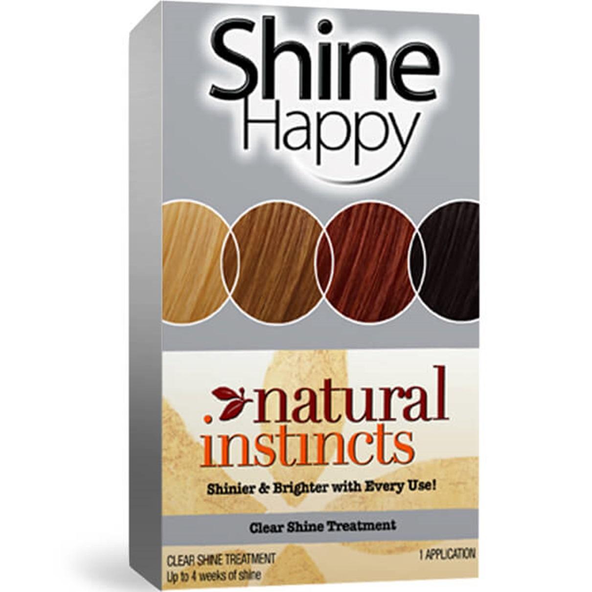 Natural Hair Color Clairol Natural Instincts