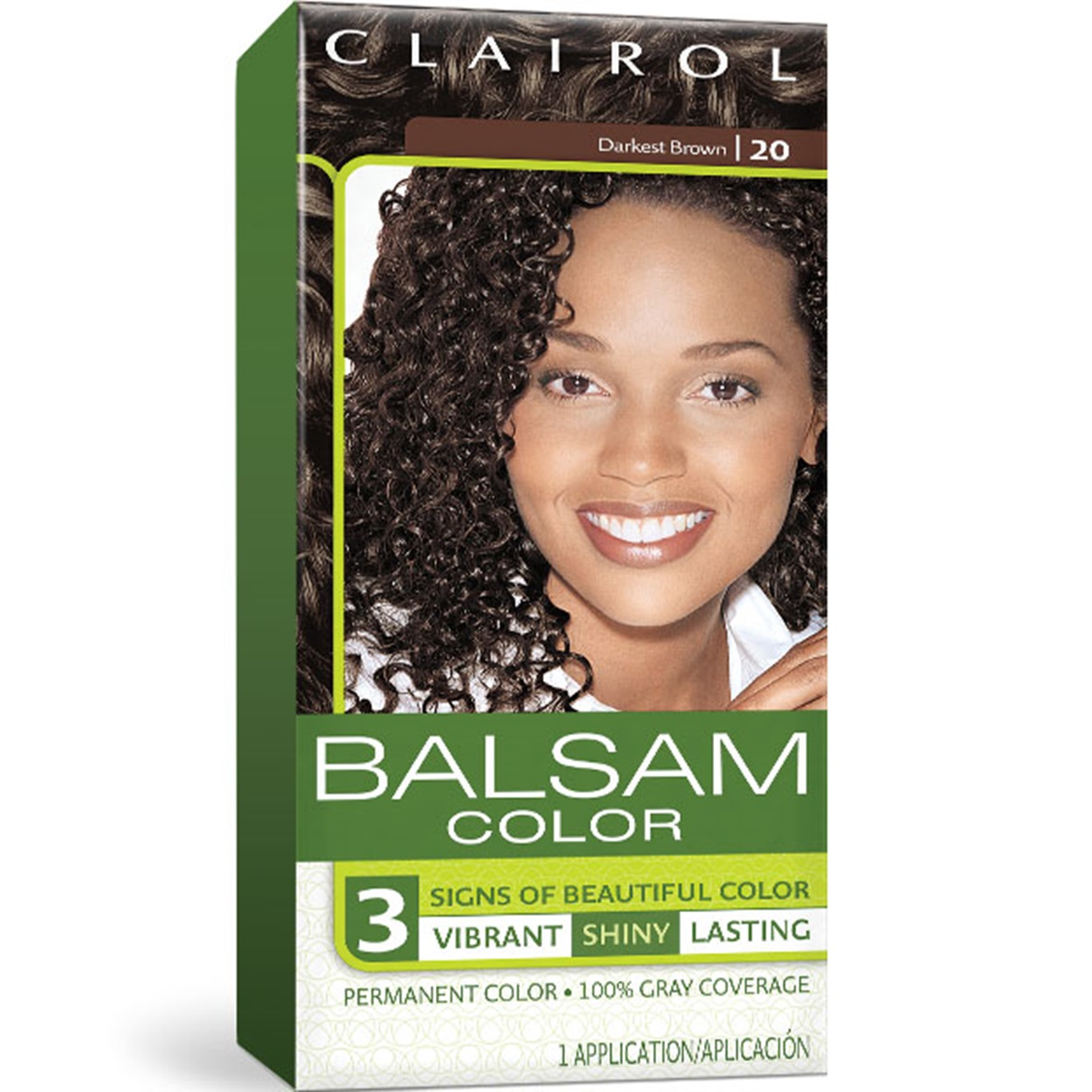 Balsam Permanent Hair Color | Clairol