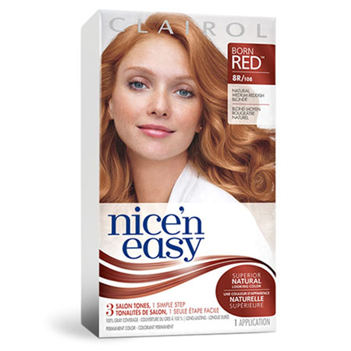 Nice And Easy R Natural Light Auburn