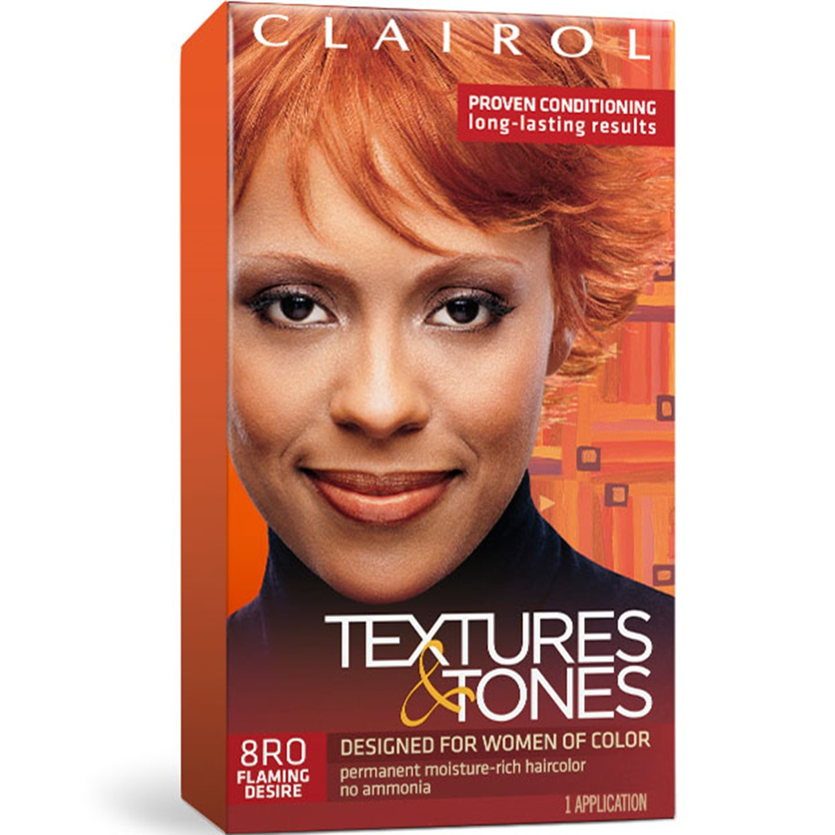 Texture and Tones Red Hair Colors | Clairol Color Experts