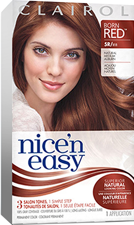 Permanent Hair Colour Clairol Nice N Easy
