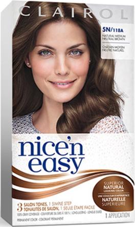 5n 118a Natural Medium Neutral Brown