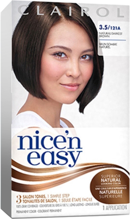 Nice N Easy Permanent Colour 5wr Natural Warm Auburn Former Shade 109a