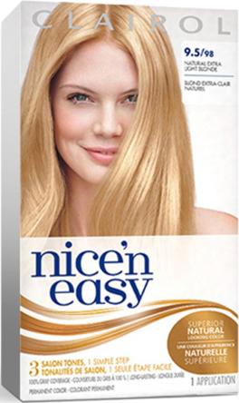 9 5 98 Natural Extra Light Blonde