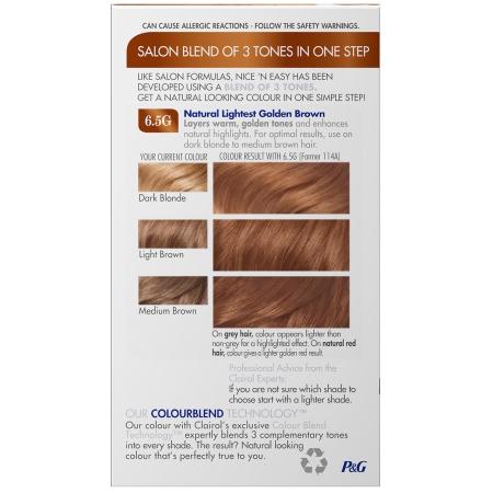 Permanent Brunette Hair Colour Clairol