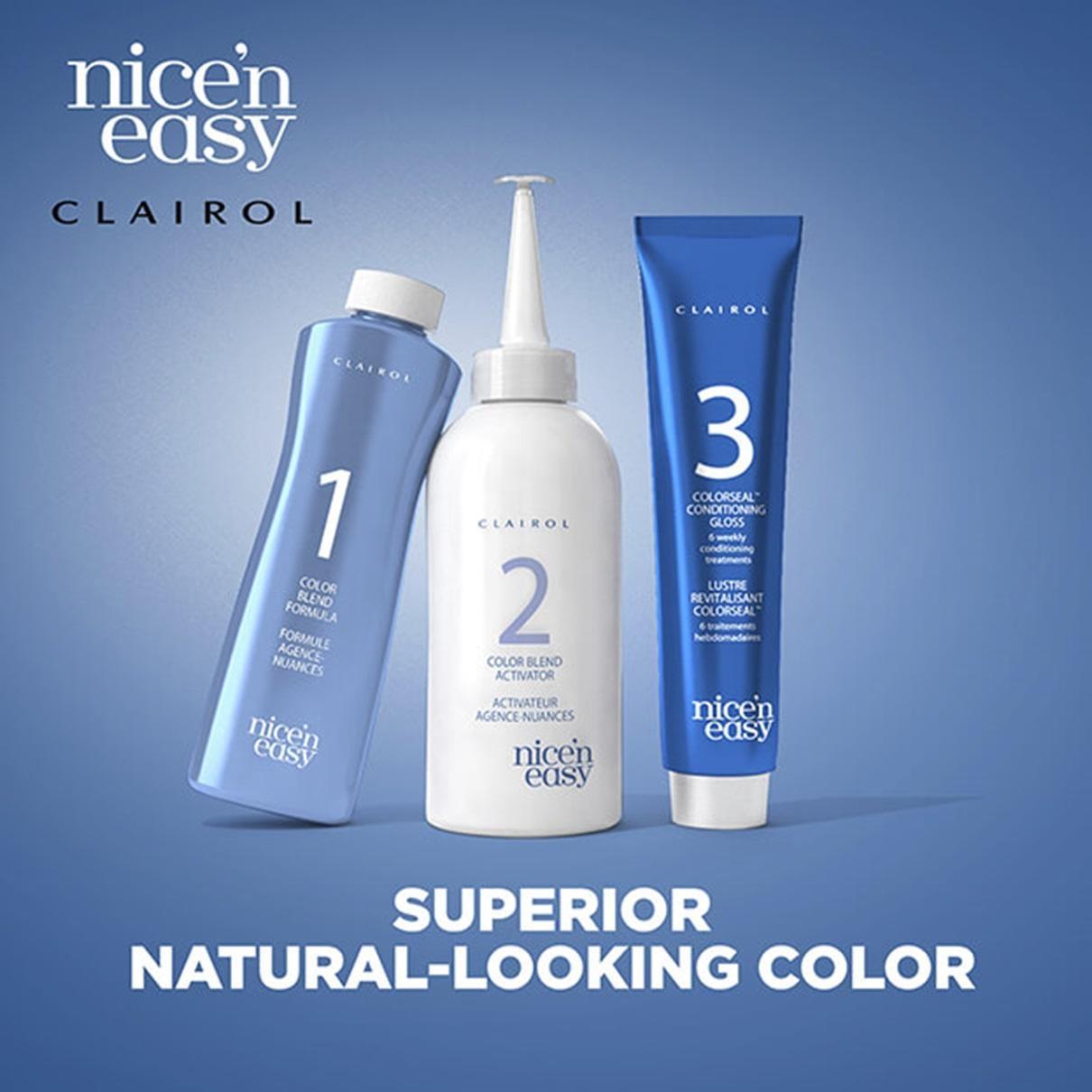 Permanent Hair Colour | Clairol Nice \'N Easy