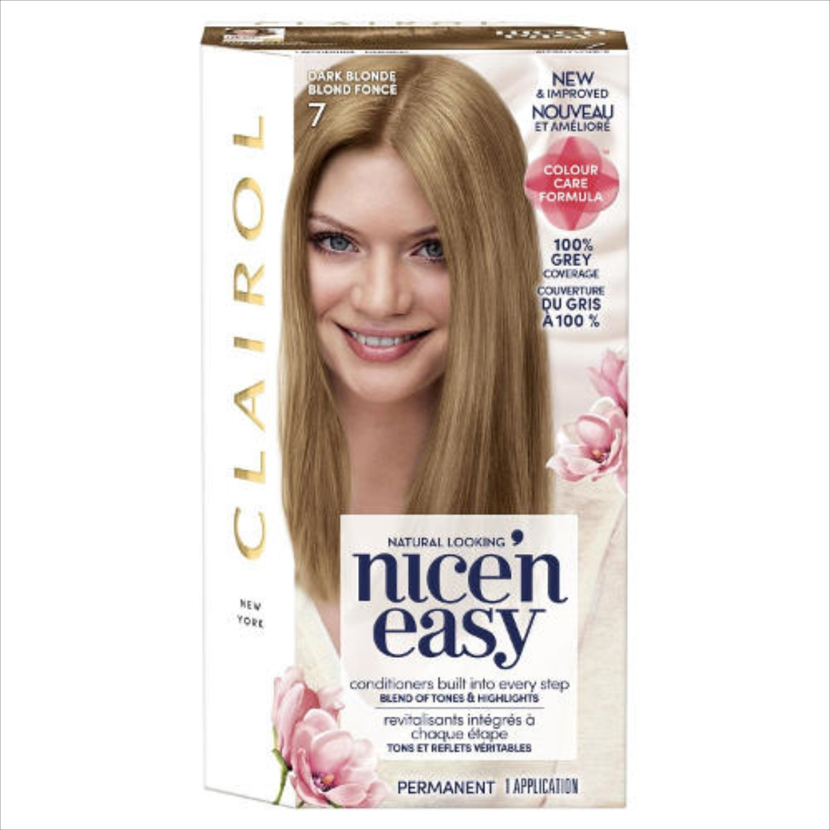 Coloration Maison Nicen160easy Clairol