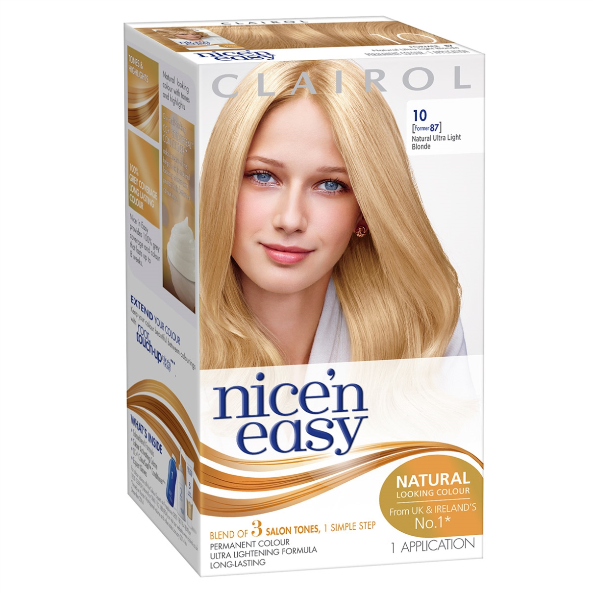 Permanent Hair Colour | Clairol Nice \'N Easy