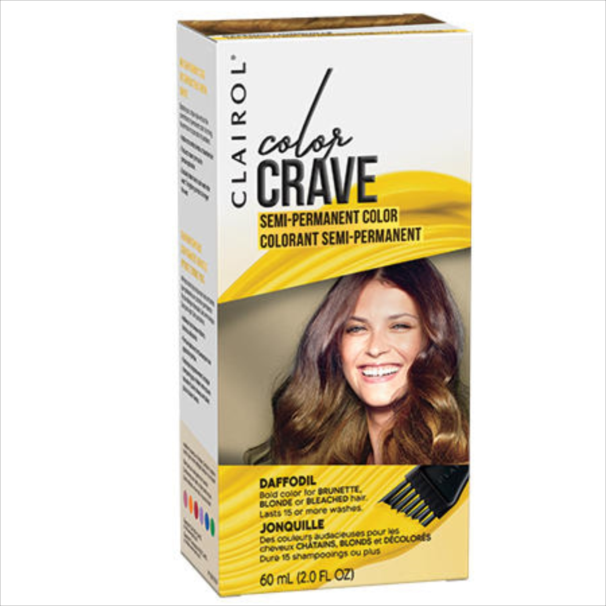 Semi Permanent Hair Color Clairol