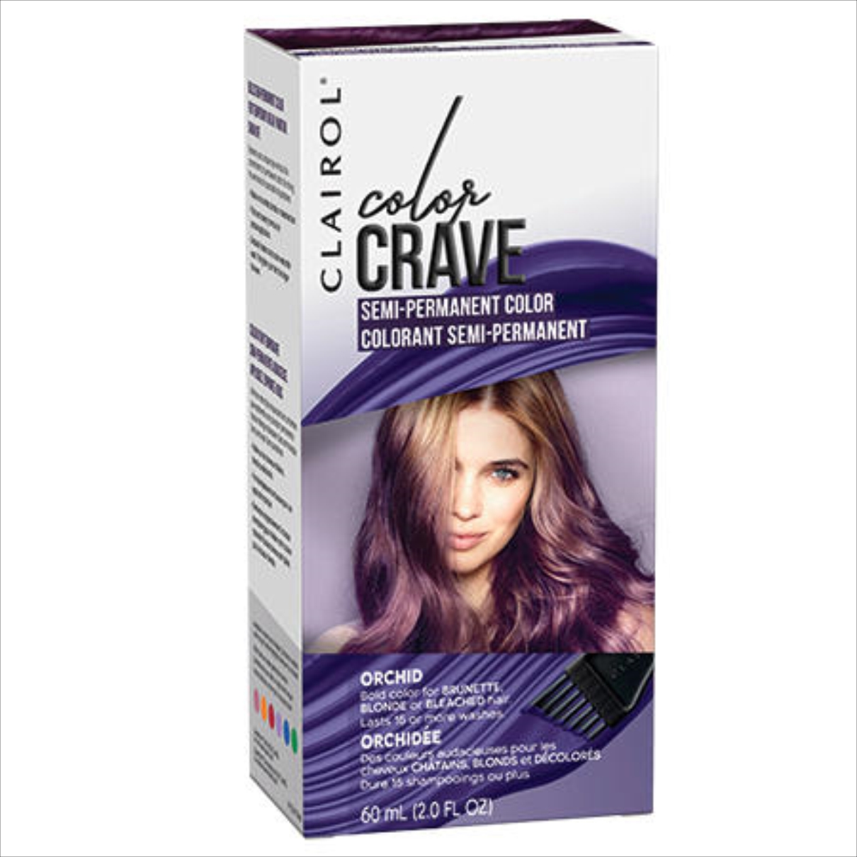 Semi Permanent Hair Color Clairol