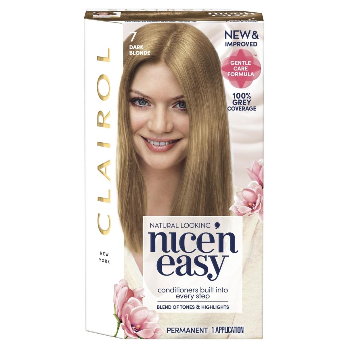 Nice n easy blonde hair colours clairol colour experts nvjuhfo Choice Image