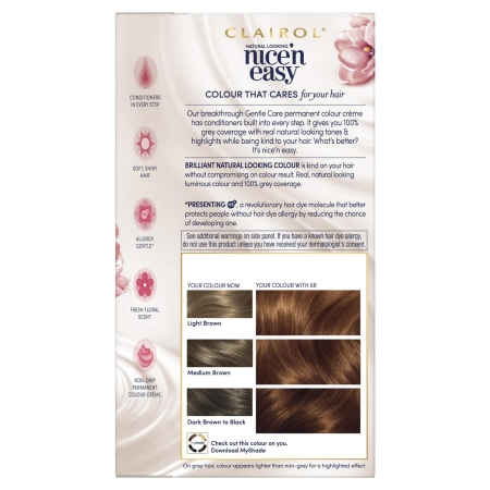 Red Hair Color Clairol