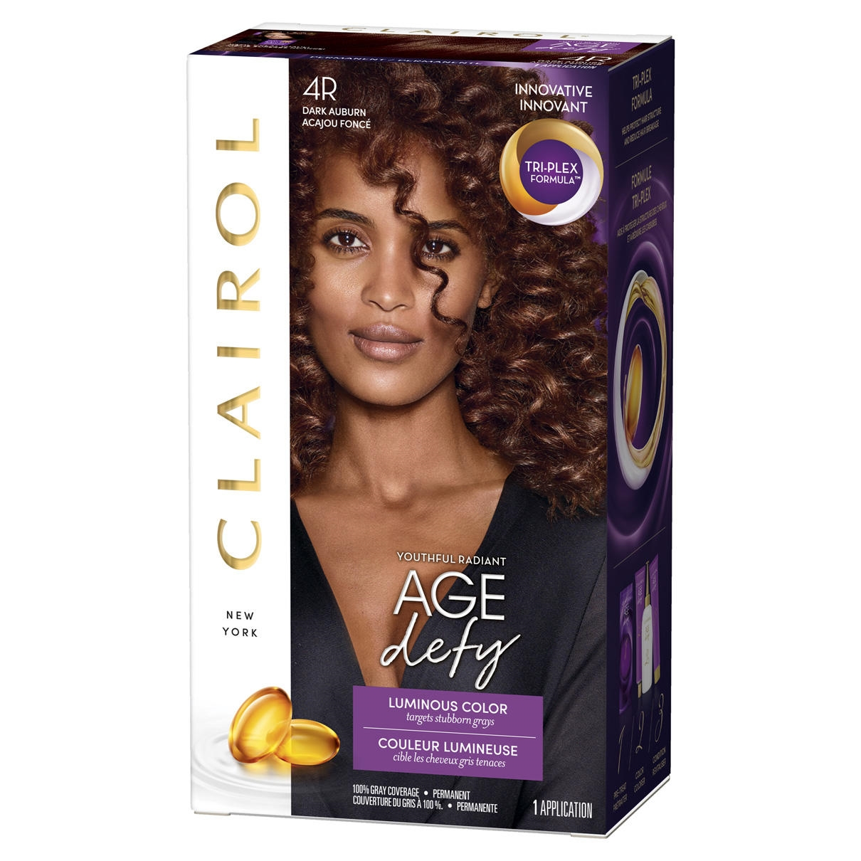 Age Defy Red Hair Colors Clairol Color Experts