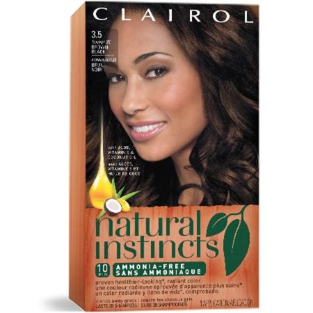 Demi Permanent Hair Color Clairol Natural Instincts
