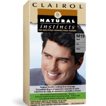 Clairol Natural Instincts For Men Permanent Hair Color M11 Medium Brown 1 0 Ea Pack