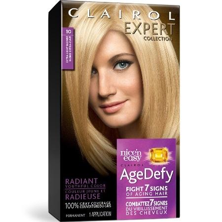 10 extra light blonde - Coloration Non Permanente