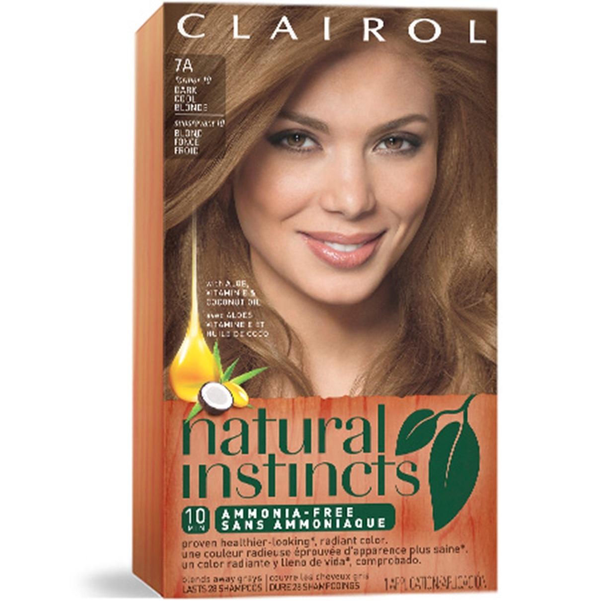 Demi-Permanent Hair Color | Clairol Natural Instincts