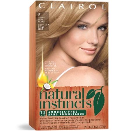 Demi Permanent Hair Color Clairol Natural Instincts