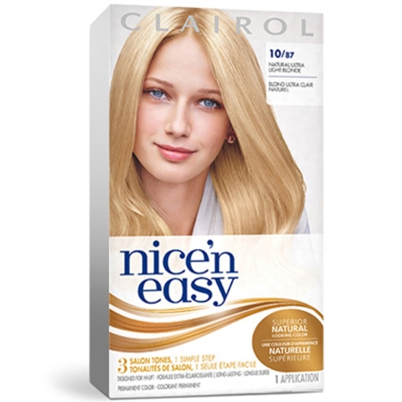 Nice And Easy Blonde Hair Colors