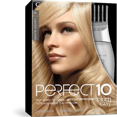 Perfect 10 Lightest Blonde