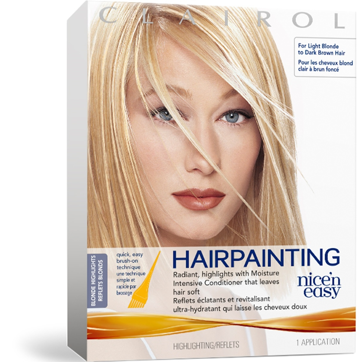 How to highlight hair at home clairol pmusecretfo Image collections