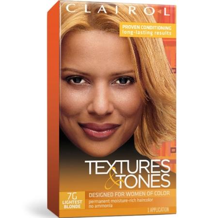 clairol texture and tones color chart: Textures tones