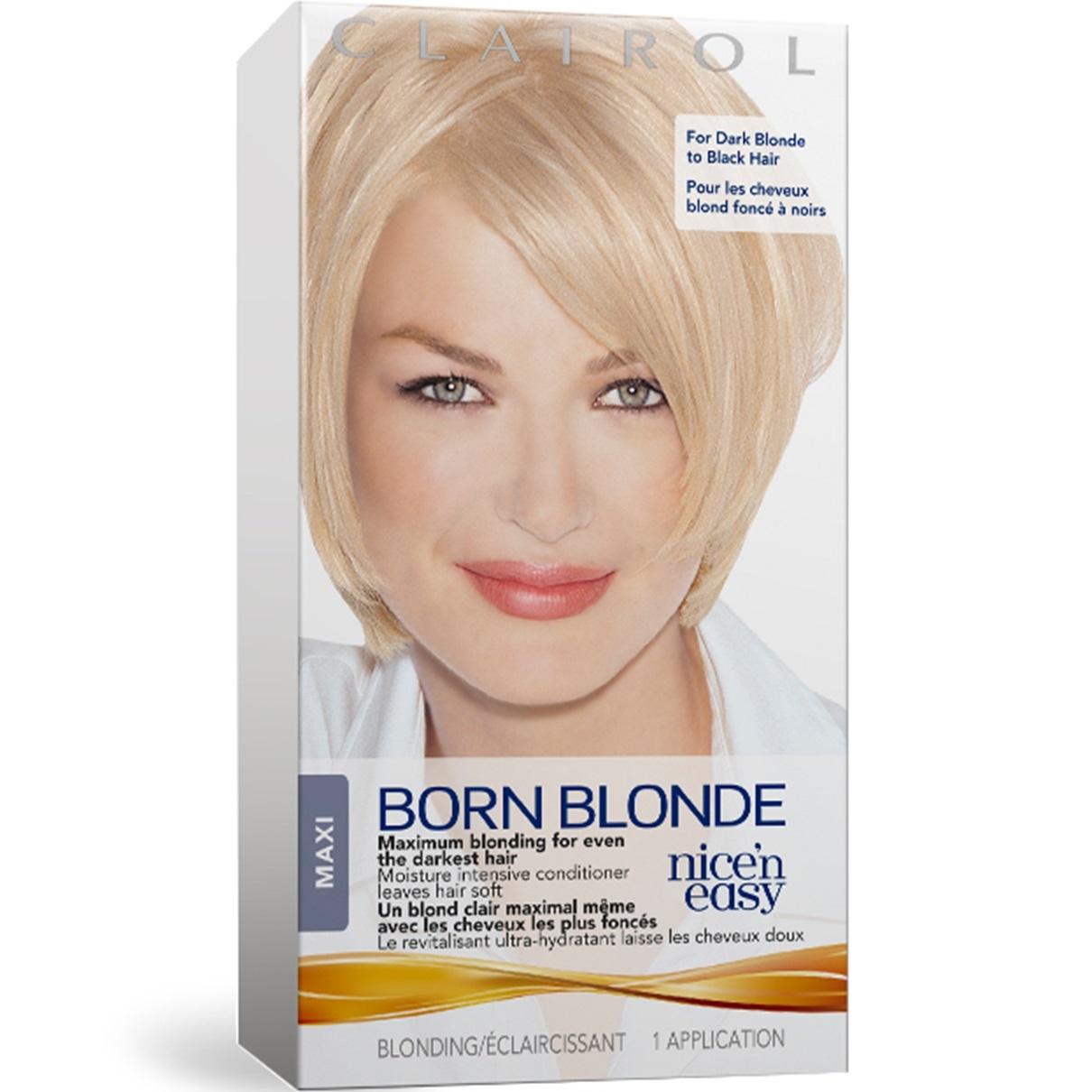 Blonde Hair Colour Clairol