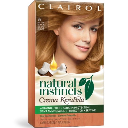 demi permanent hair color clairol natural instincts - Coloration Rouge L Oreal