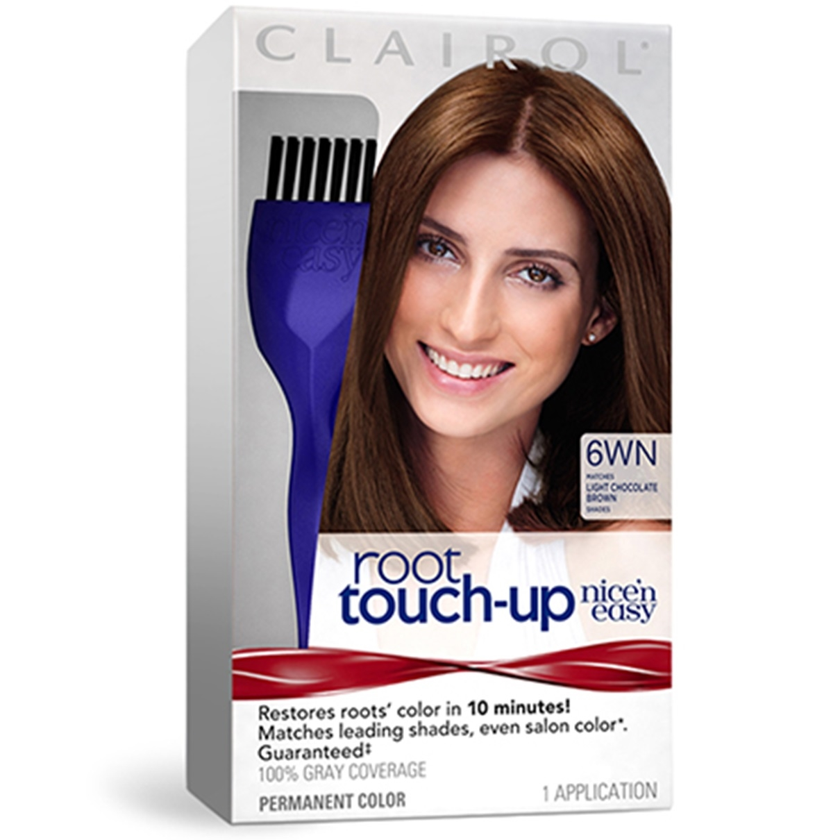 Root Touch Up Brunette Hair Colours Clairol Colour Experts