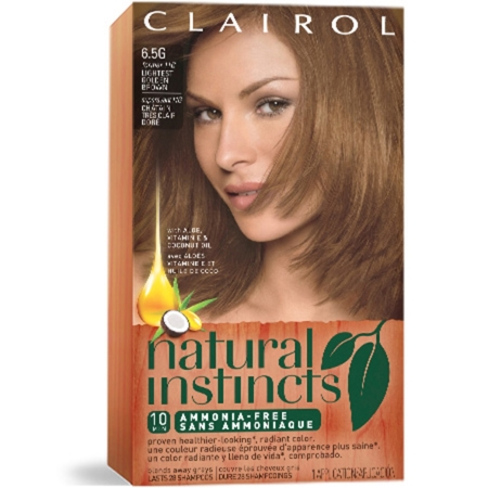 Natural Instincts Hair Color Permanent