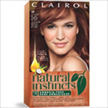 Demi Permanent Red Hair Color Clairol Natural Instincts