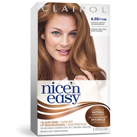 65gn115a natural lighter golden brown - Coloration Ton Sur Ton Blond