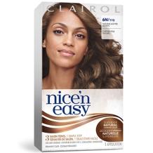 nice n easy - Clairol Nice And Easy Hair Color