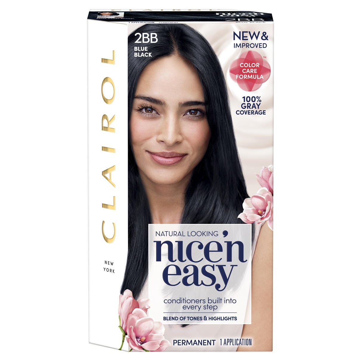 Nice N Easy Black Hair Colors Clairol Color Experts
