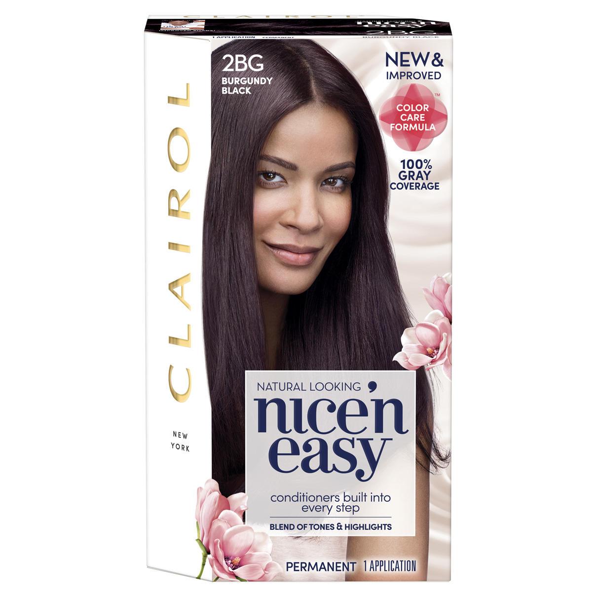Hair Color Nice N Easy