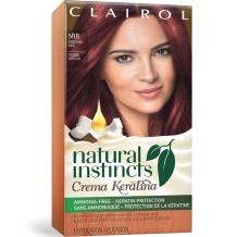 Natural Instincts Crema Keratina Just The Red Shades
