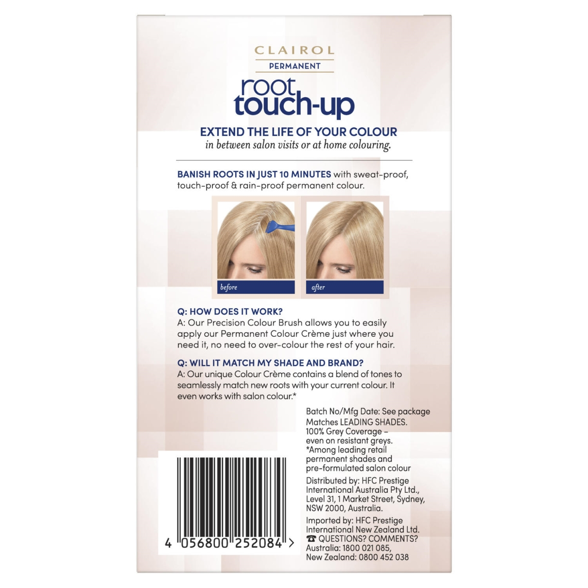 Root Touch-Up | Clairol Nice N Easy
