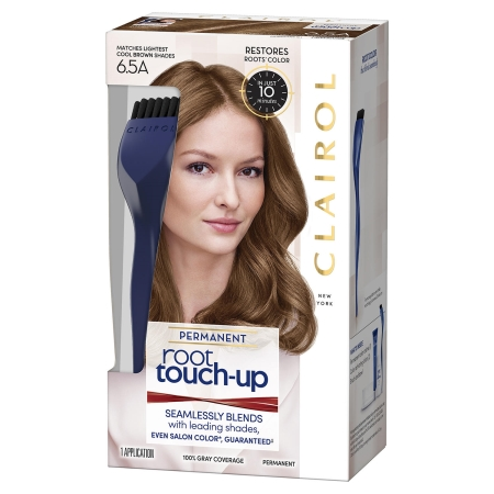 Root Touch Up Brunette Hair Colors Clairol Color Experts